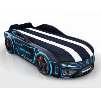 Кровать-машина Royal Berton big Neon
