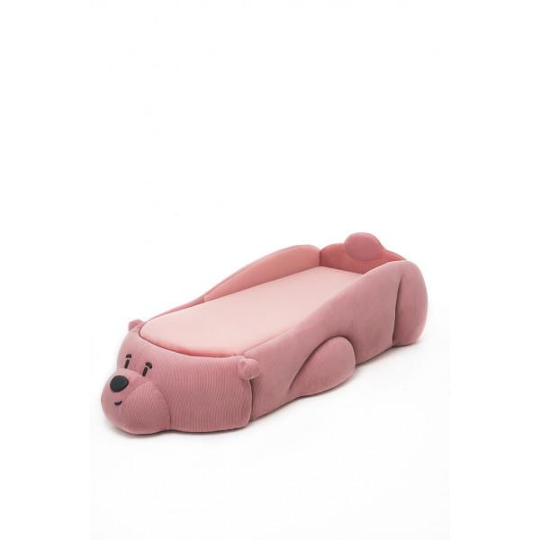 Кровать Romack Sonya Мишка Junior, Фламинго