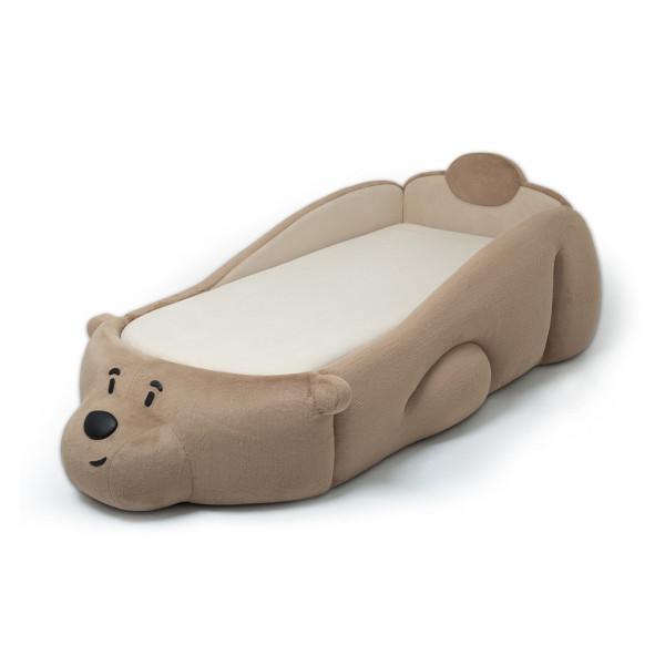 Кровать Romack Sonya Мишка Junior Шоколад